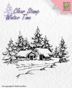 Stempel Nellie's Choice WT002
