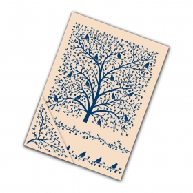 Folder Tattered Lace- Partidge in a Pear Tree