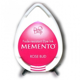 Tusz do stempli Memento Dew drops ROSE BUD 8
