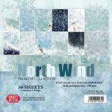Bloczek papierów North Wind 15x15 cm