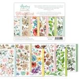 Mintay - FLORA BOOK zestaw papierów 15,2x20,3