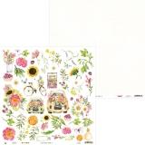 "Papier The Four Seasons- Summer 07 12x12"" 30x30cm"