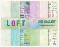 LOFT- zestaw papierów