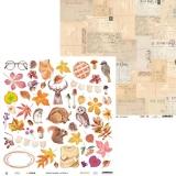 Papier The Four Seasons- Autumn 07 30x30cm