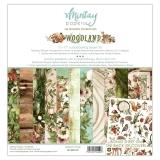 Mintay -WOODLAND- zestaw 30x30