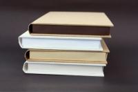 Magic Book- biała perła