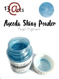 Shiny Powder 22ml (Pigment per³owy) Shimmer Blue