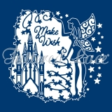 Wykrojnik Tattered Lace- Fairy Castle Tapestry