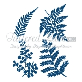 Wykrojnik Tattered Lace- Ferns