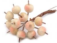 Jabłka O15 mm oszronione
