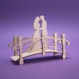 Romantyczny Mostek 3D