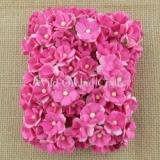 MKX-280 Kwiaty Sweetheart- odcień różu 10szt.