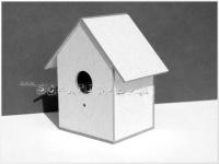 Budka dla ptaszka 3D Rae