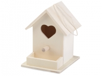 Domek drewniany dla ptaków