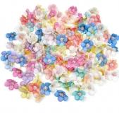 Kwiaty Magnolie - róż (35mm)- 5szt