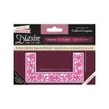 Wykrojnik Floral Melody Square Overlay