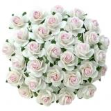 Kwiaty Wiśni  - dwutonowe jasnowróżowe- 5 szt.