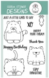 Stempel- All Cats 4x6
