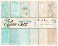 Provance AQUARIUS- zestaw papierów