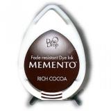 Tusz do stempli Memento Dew drops RICH COCOA 28