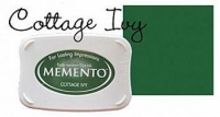 Tusz do stempli Memento Ink Pads  COTTAGE IVY 21