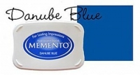 Tusz do stempli Memento Ink Pads  DANUBE BLUE 15