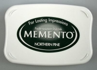 Tusz do stempli Memento Ink Pads  NORTHERN PINE 27