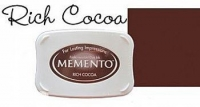 Tusz do stempli Memento Ink Pads  RICH COCOA 28