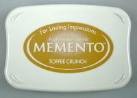 Tusz do stempli Memento Ink Pads  TOFFEE CRUNCH 32