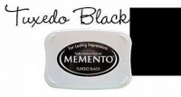 Tusz do stempli Memento Ink Pads  TUXED BLACK 34