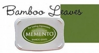 Tusz do stempli Memento Ink Pads BAMBOO LEAVES 25
