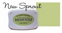 Tusz do stempli Memento Ink Pads NEW SPROUT 23