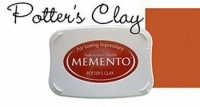 Tusz do stempli Memento Ink Pads POTTER'S CLAY 29