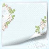Magiczna Kartka- Różane Listy 005