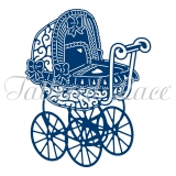 Folder Tattered Lace- 2016 Pram