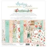 Mintay - Birdsong- zestaw papierów 30,5cm x 30,5cm