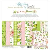 Mintay - Springtime- zestaw papierów 30,5cm x 30,5