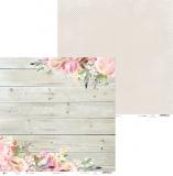 "Papier Love in Bloom 03 12x12"""
