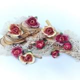 Kwiaty materiałowe FL-009