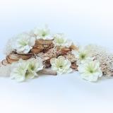 Kwiaty materiałowe FL-023