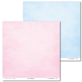 Pink and Blue JOY 01 - 30x30cm