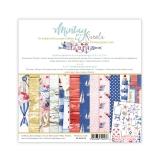 Mintay - Marina - zestaw papierów 15x15