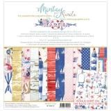 Mintay - Marina - zestaw papierów 30x30