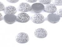 Szlifowane kamyczki O12 mm crystal