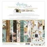 Mintay - Life stories - zestaw papierów 30x30