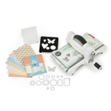 Maszynka Big Shot Starter Kit (White & Gray)A5